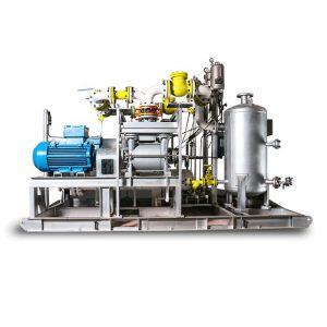 Export of Blowers & Vacuum pumps & Compressors